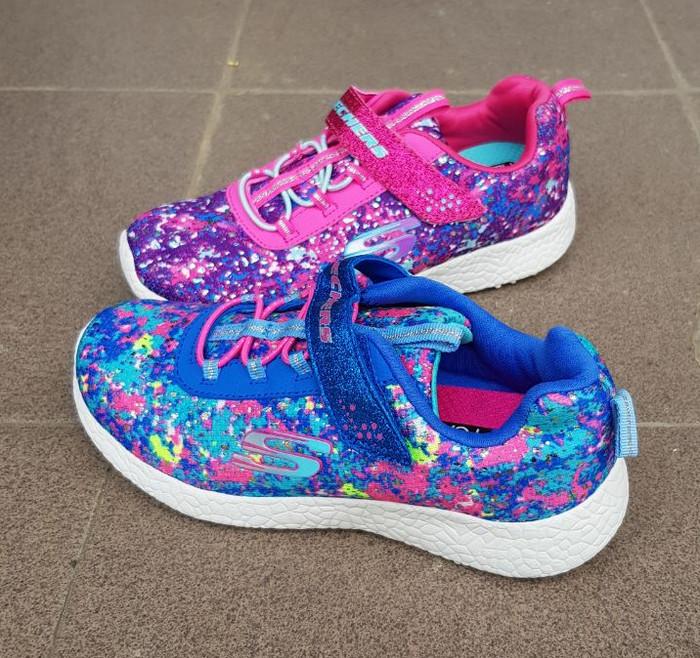 Jual Sepatu Anak Wanita Skechers Skecher Sketchers Sketcher Burst