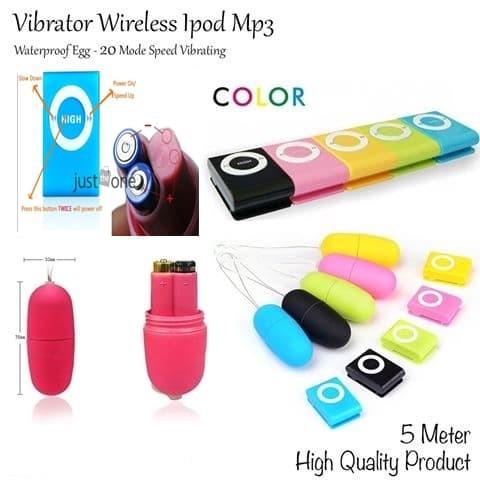 Jual Alat Bantu Kesehatan Wanita Pria wireless Vibra Remote Control ... c48b20d5aa