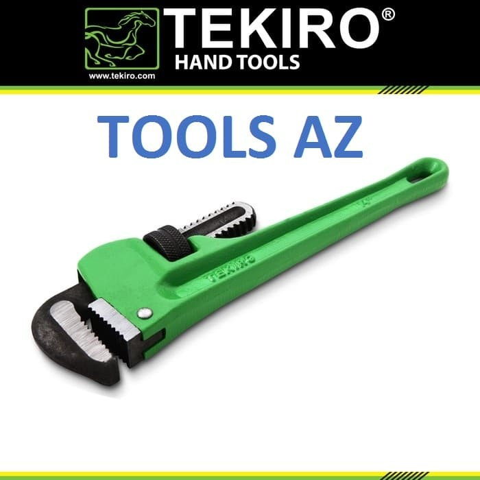 Tekiro Kunci Pipa 14 Inch - Pipe Wrench without rubber handle