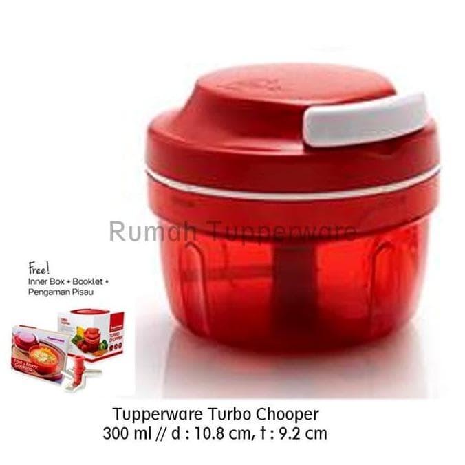 Tupperware Turbo Chooper Merah - Daftar Harga Terkini dan Terlengkap ... 5c077f4823