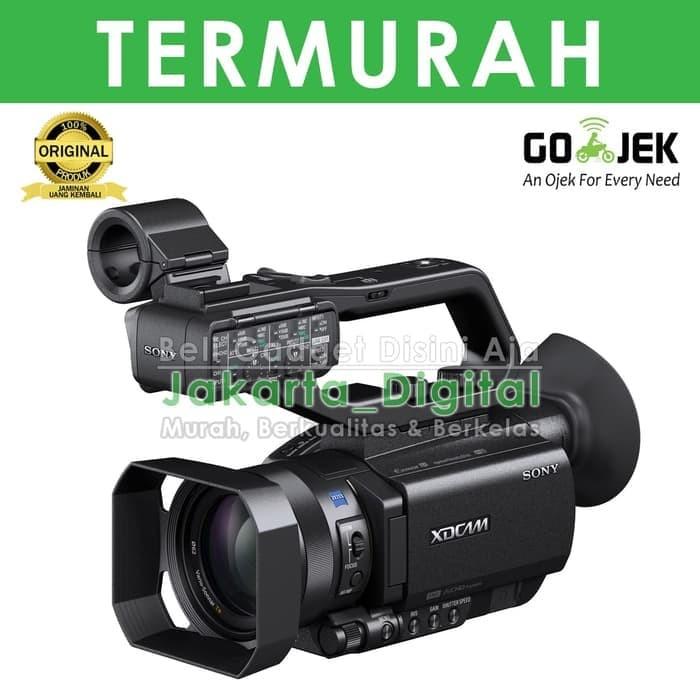 PUSAT KAMERA Jakarta Digital Sony PXW-X70 Professional XDCAM