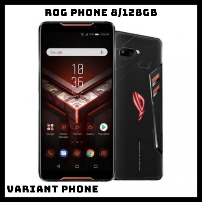 Jual New Promo Promo Awal Tahun 2019 Asus Rog Phone 8gb 128gb
