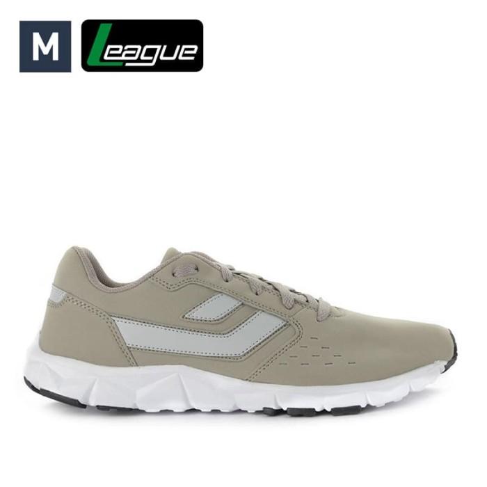 Jual Sepatu league ave sneakers kasual beige pria original - Modsos ... 0ad7c9f2cb