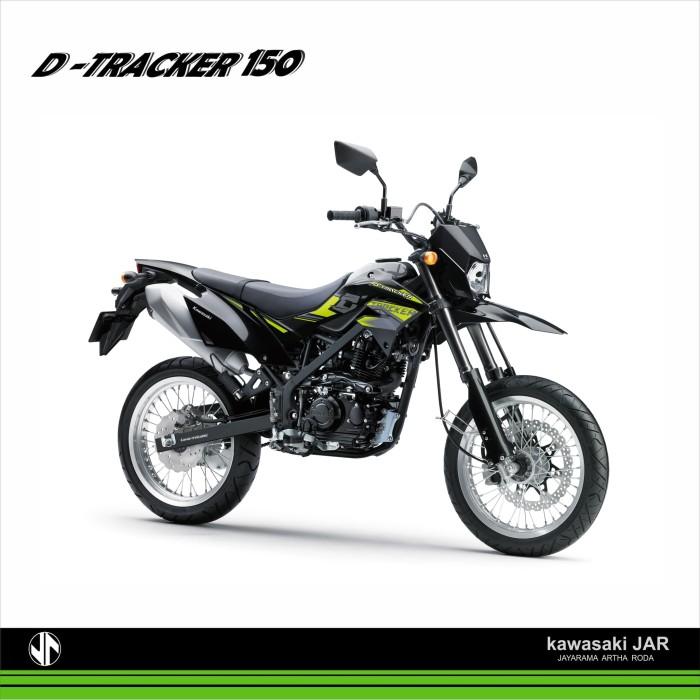 harga Kawasaki d-tracker 150 - merah Tokopedia.com