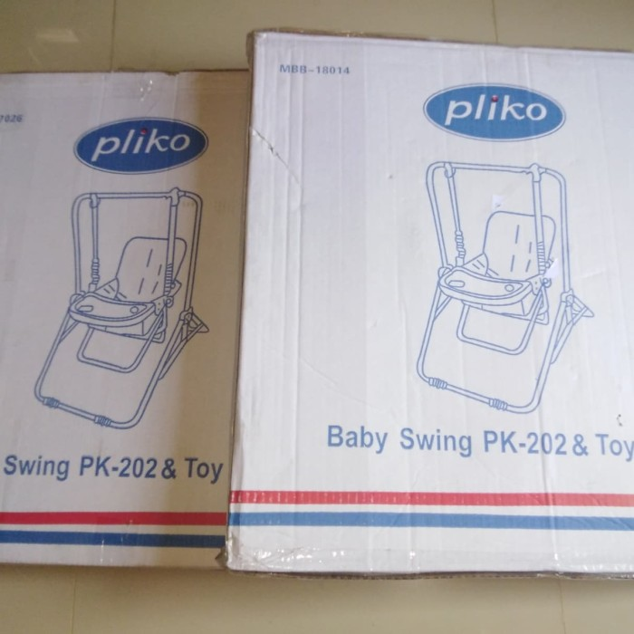 Baby Swing Pliko PK-202 (Ayunan Bayi) Murah