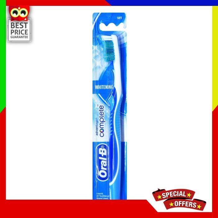Jual OralB Sikat Gigi Complete Whitening Soft 1s PG - dasuqi  2f9d706aae