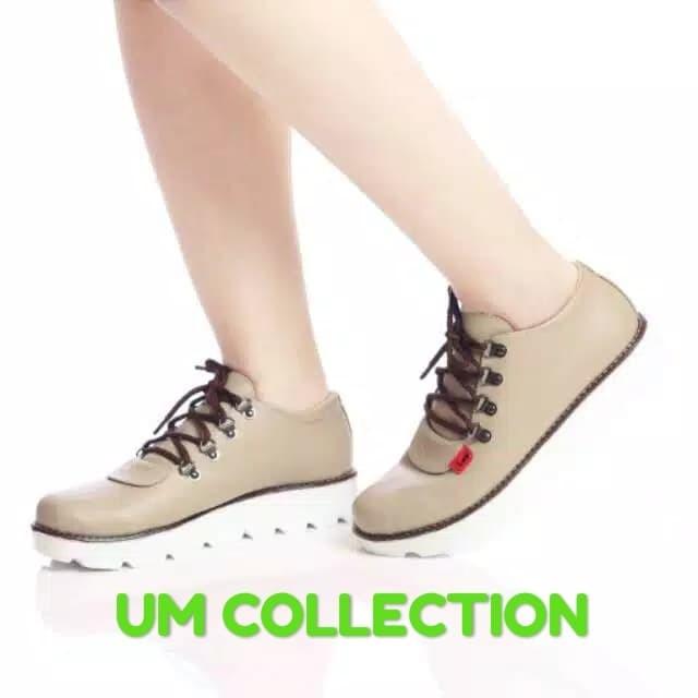 8252ce73fbc295 Jual Murah Sepatu Cewek Merk Le Ankle Boots Original Sepatu Wanita ...