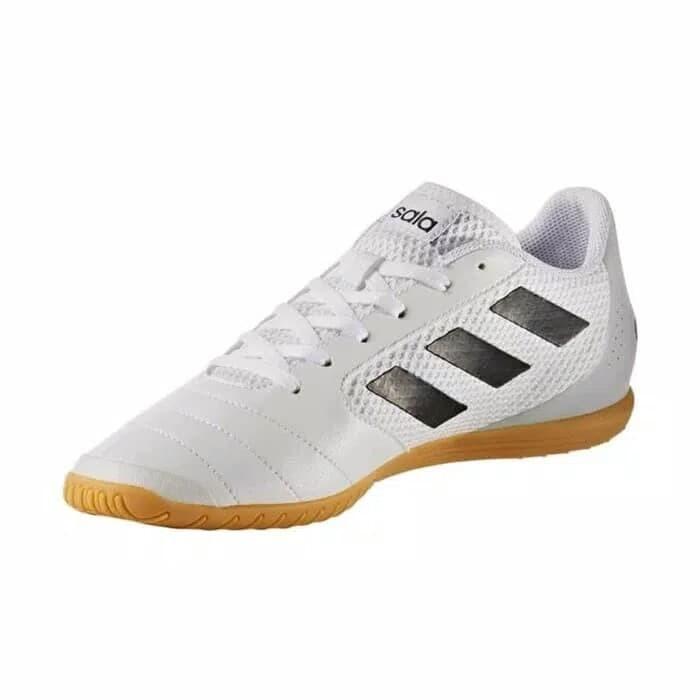 best website a7231 b9e4f Jual Sepatu Futsal Adidas Sala White ACE 17.4 - Kota Semarang - Cool Makmur  | Tokopedia