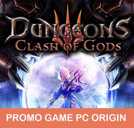 dungeons 3 clash of gods key