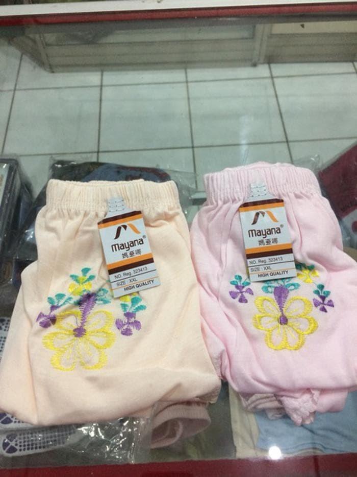 Jual Unik WW Celana dalam wanita merk Mayana - zaxsuaa  2e7befd1a3