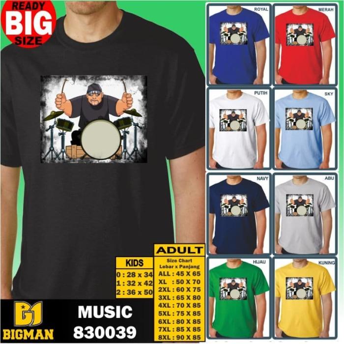 harga Bigsize - kaos drum drumer sonor tama pearl stick drum jumbo Tokopedia.com