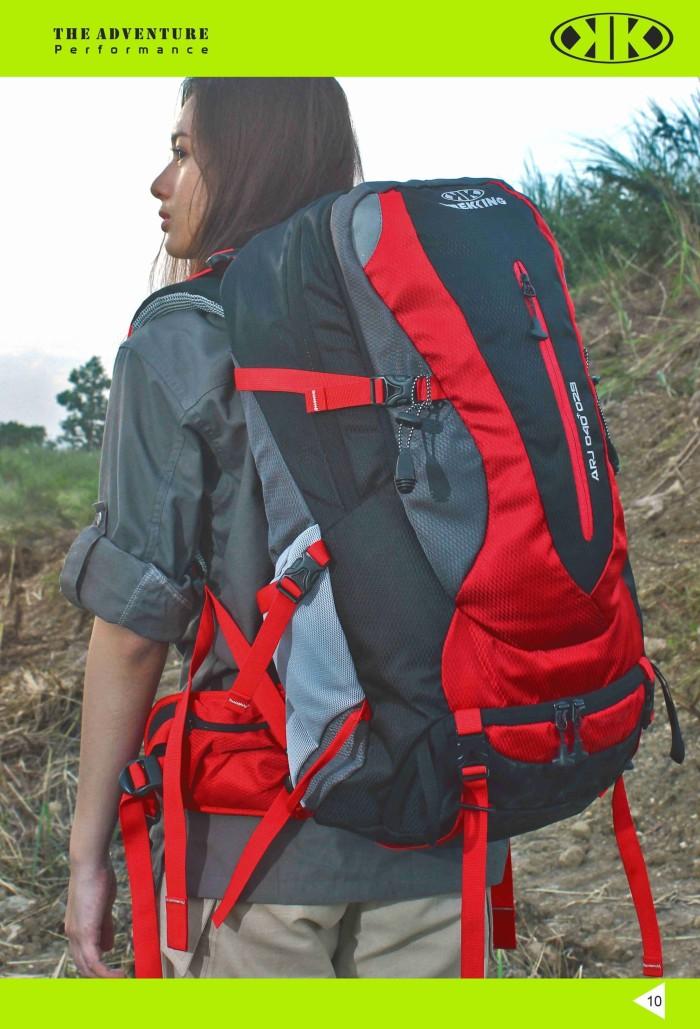 Tas Gunung/Carrier 45 L Hiking TRKG Outdoor Daypack Carier 45L (liter)