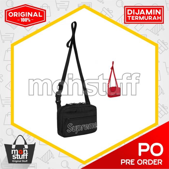a4d11fe269c Jual Supreme Shoulder Bag (FW18) - Ori & Termurah - Red - Jakarta ...