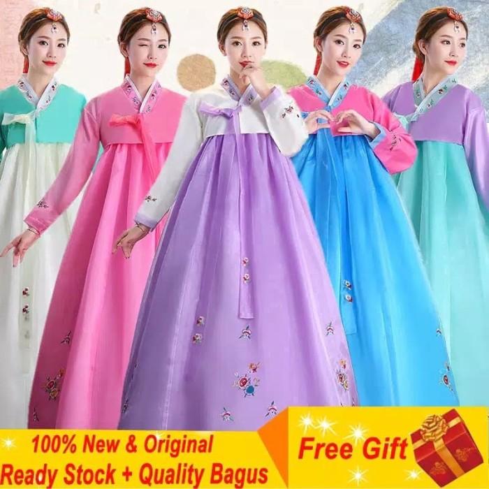 106 Foto Desain Baju Hanbok Gratis Terbaik Download Gratis