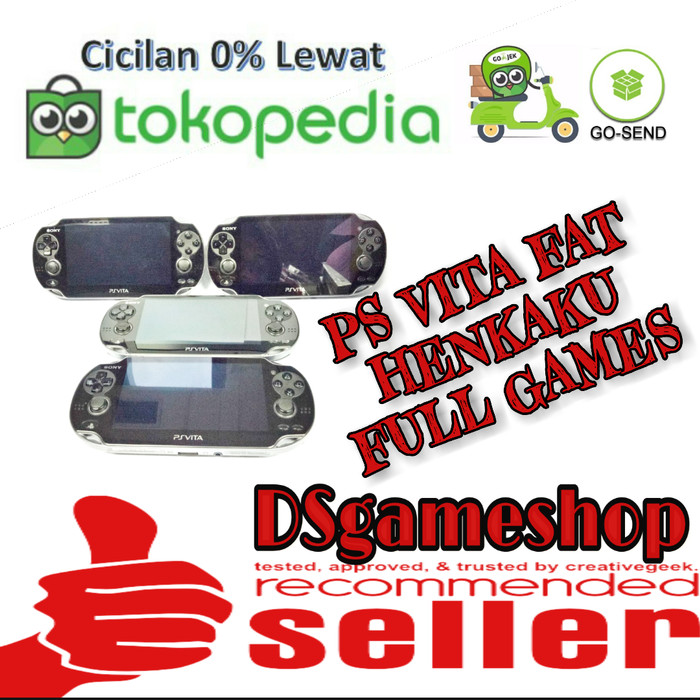 PSVITA FAT / PS VITA FAT CFW PAKET MEMORY CARD MC 32GB FULL GAME