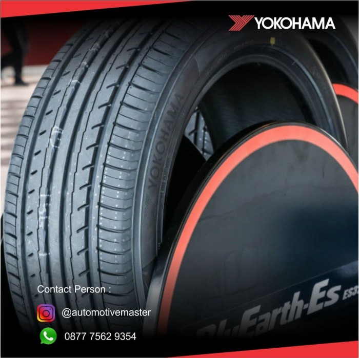 Jual Ban Yokohama 185 65 R15 Jakarta Utara Automotive Master Tokopedia