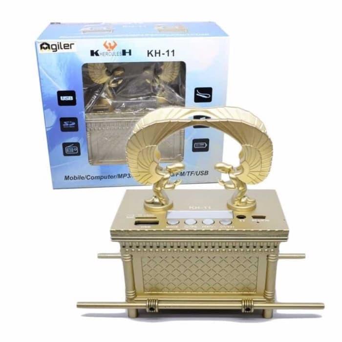 harga Speaker tabut perjanjian - audio bible - alkitab suara lai pl dan pb Tokopedia.com