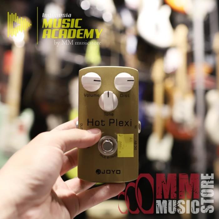 harga Efek gitar joyo hot plexi jf-32 efek pedal stompbox Tokopedia.com