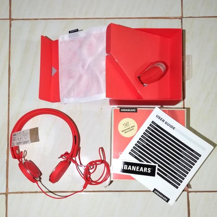 Headphone Urbanears Humlan Tomato [BNOB]