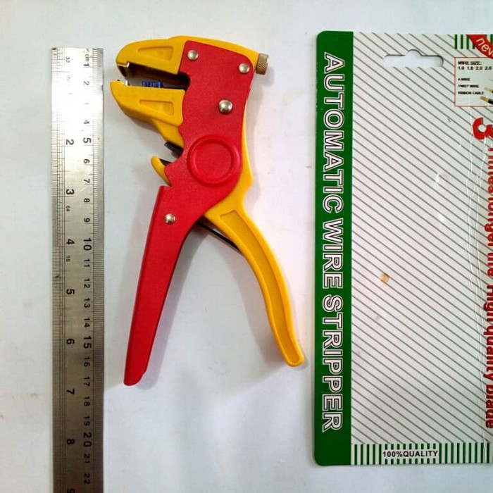 Tang Kupas Kabel/Automatic Wire Stripper