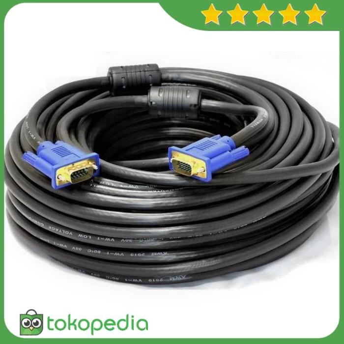 Mediatech Kabel VGA Gold 15m (3 6) High Quality / 15 Meter -K474