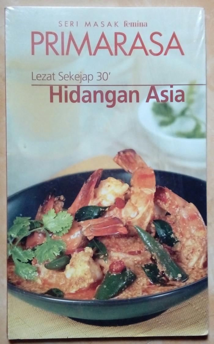 """Jual Buku Masak Lezat Sekejap 30"""" Hidangan Asia Kab Sidoarjo Buku Sedap Nikmat"""