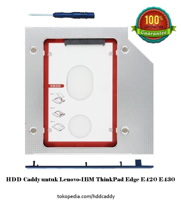 harga Hdd caddy untuk lenovo-ibm thinkpad edge e420 e430 Tokopedia.com