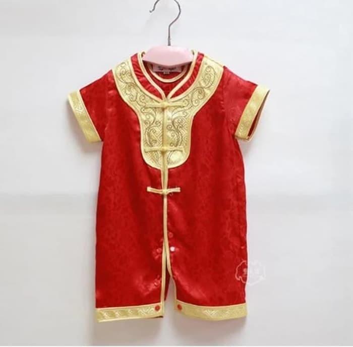 ff83223af Jual Baju Fashion Anak Bayi Romper Jumper Baju Qipao Cheongsam Imlek ...