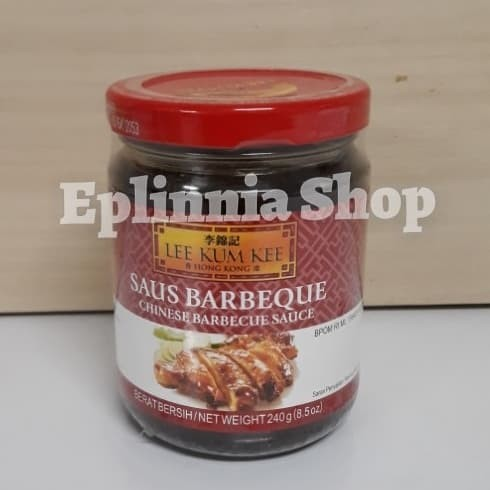 Saus Barbeque BBQ Lee Kum Kee (Char Siu Sauce ) 240gr