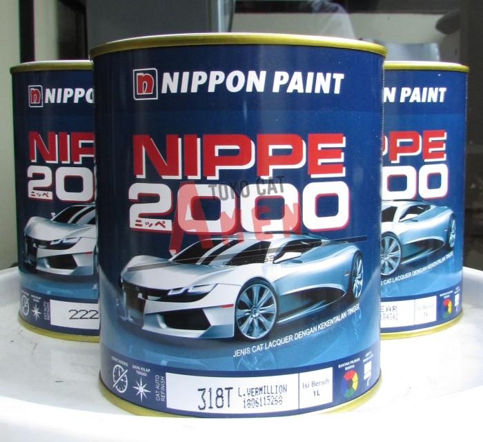 Jual NIPPON PAINT NIPPE 2000 1L WARNA STANDART MATT