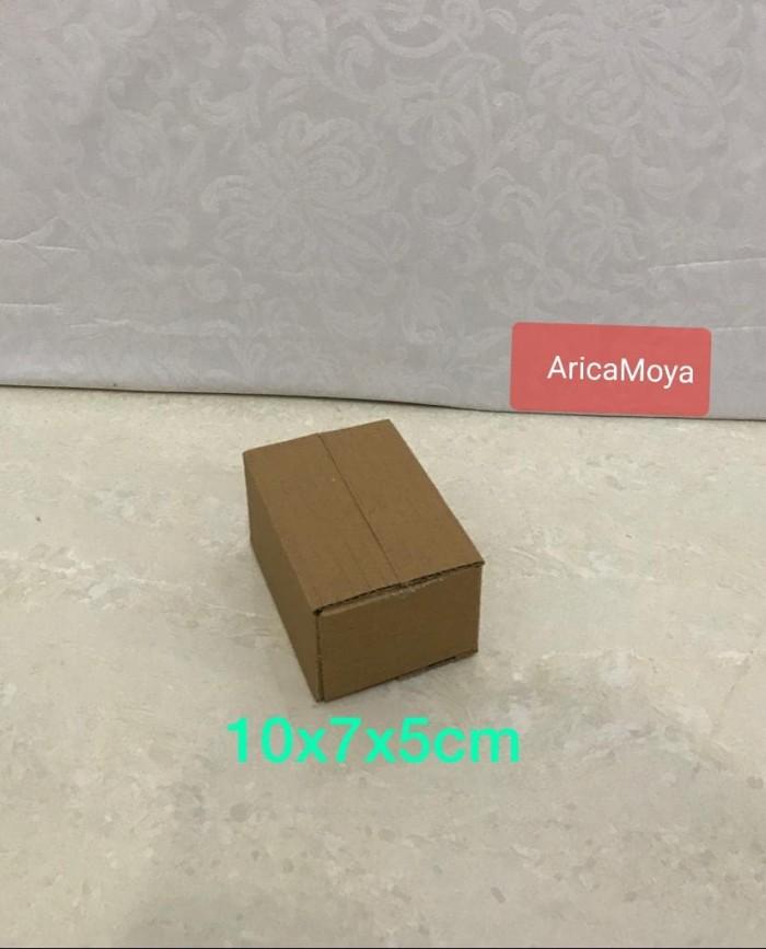 Foto Produk kardus/karton/box uk. 10x7x5 cm untuk packing dari MJKUSUMABOX