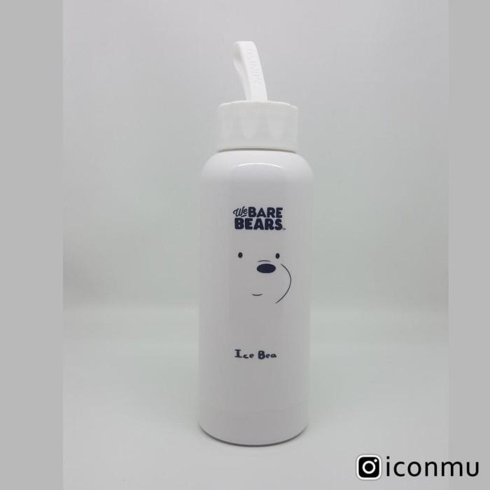 ce714290c9 Jual MINISO We Bare Bears Glass Water Bottle 300ml Terlaris - Amanda ...