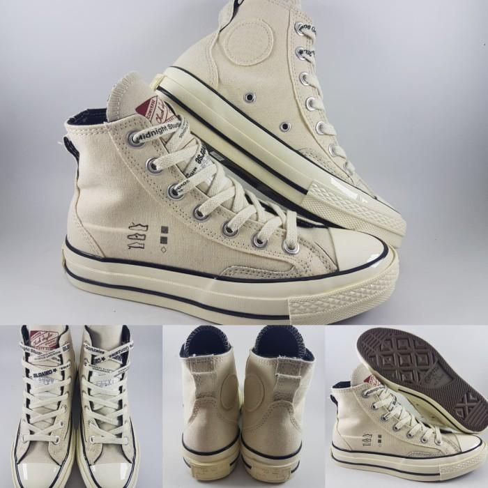 534f2070d64a Jual Sepatu Converse ChuckTaylor 70s High X Midnight Studios Shane ...