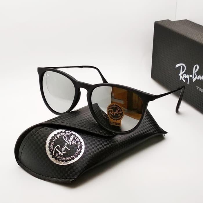 Jual kacamata Rayban erika sunglass fashion unisex kualitas super ... 3727c8cf9e