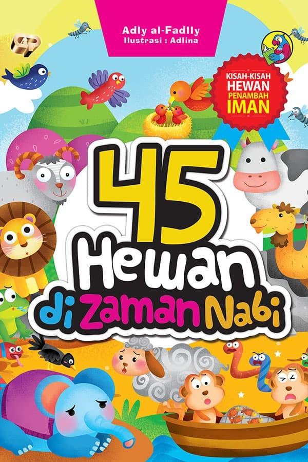 620 Koleksi Gambar Ilustrasi Buku Hewan HD
