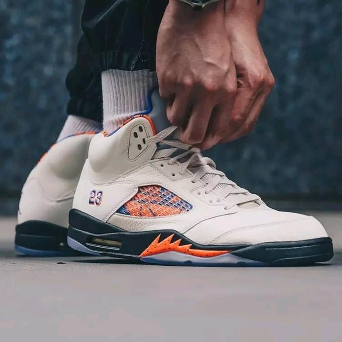 Jual Sepatu Basket Nike Air Jordan Retro 5 International Murah ... 91ed184678