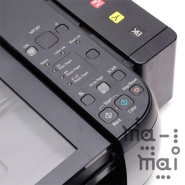 Info Infus Printer Canon Mp287 Hargano.com