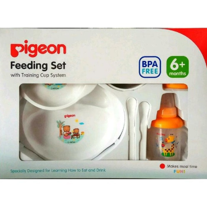 Sale Pigeon Feeding Set With Training Cup System