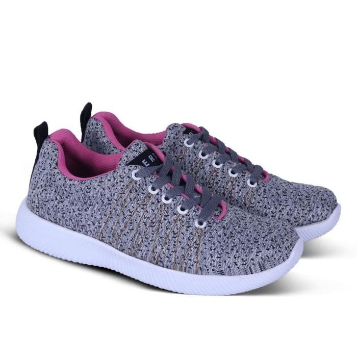 Sepatu Sneakers Wanita H 2027 Sepatu Kets Sport dan Kasual untuk