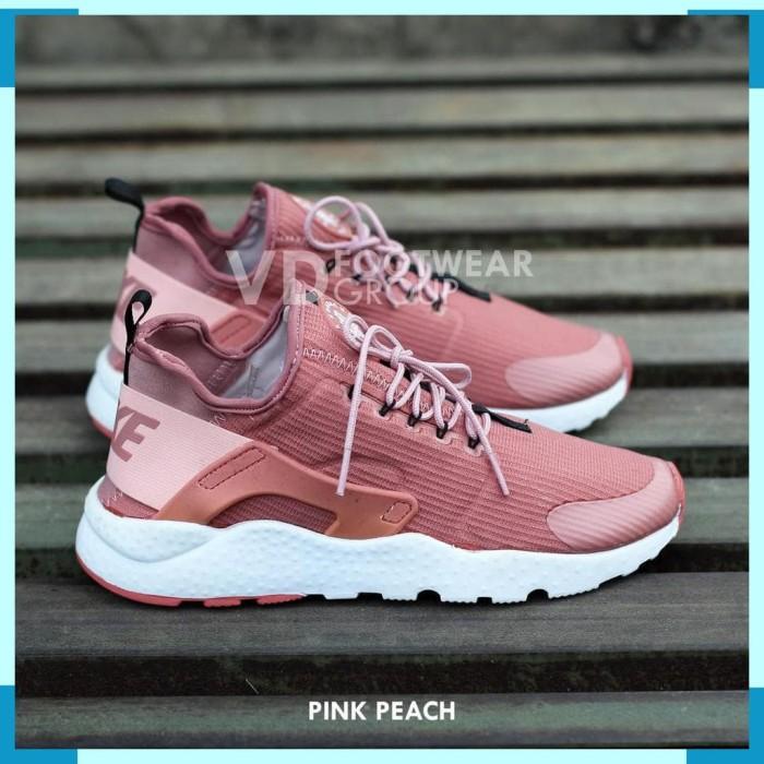Interpretación domesticar Sobretodo  Jual Nike Huarache Women Pink Peach | Sepatu Nike Wanita Terlaris Running -  Kab. Bandung - Indo_Shoes .Id | Tokopedia