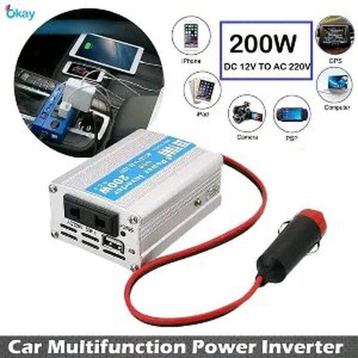 Info Inverter Mobil Terbaik Travelbon.com