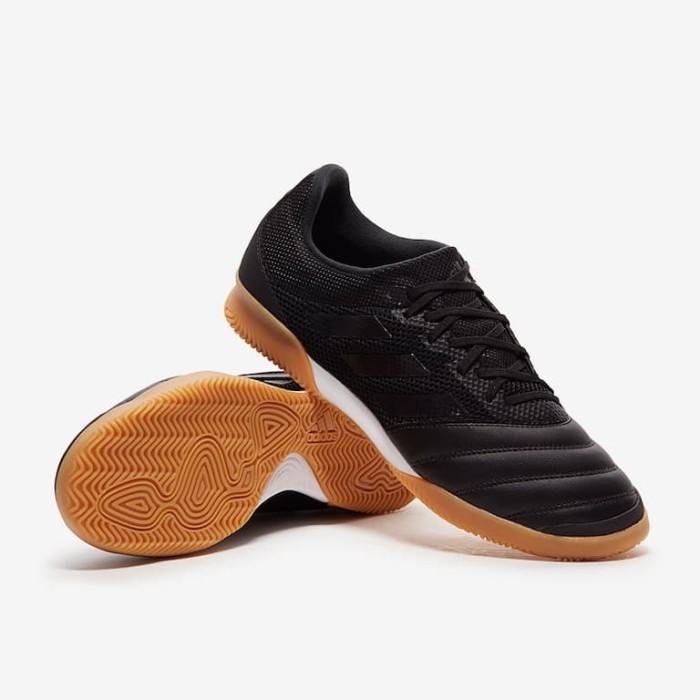 c41225fc5 Jual Sepatu futsal Adidas original Copa 19.3 IN Sala black D98066 ...