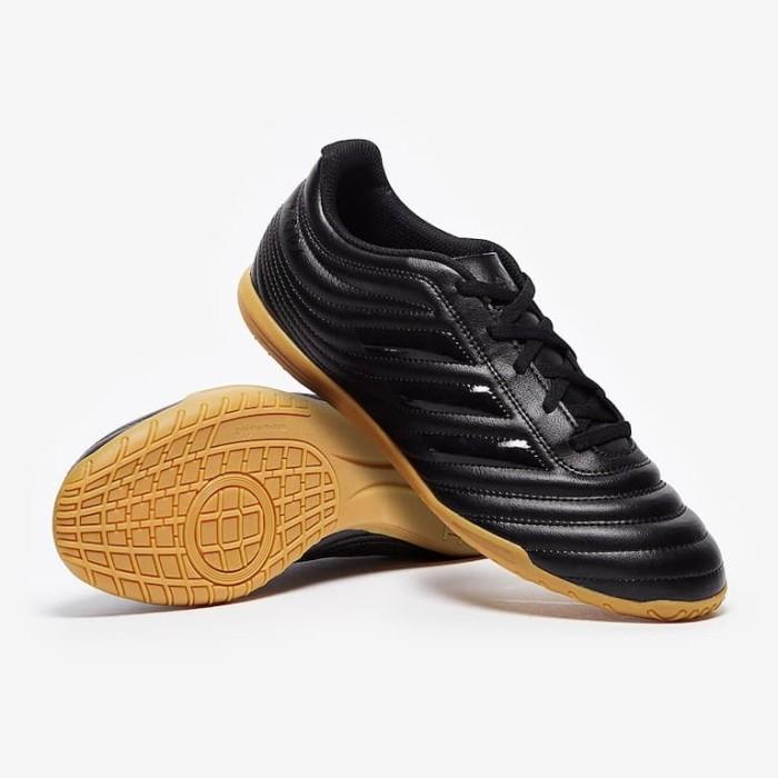 Jual Sepatu Futsal Adidas Original Copa 19 4 In Black D98074 Kab