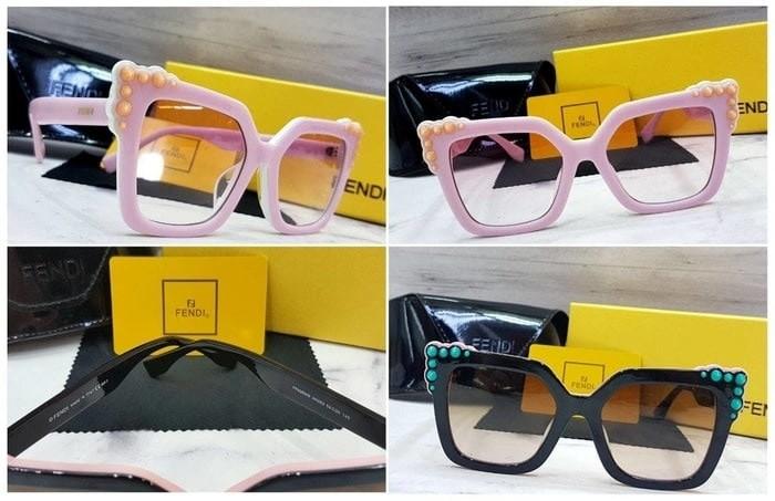 Harga Jual Fendi Can Eye Sunglasses Mirror Quality   Kacamata Hitam ... bf2acabc5a