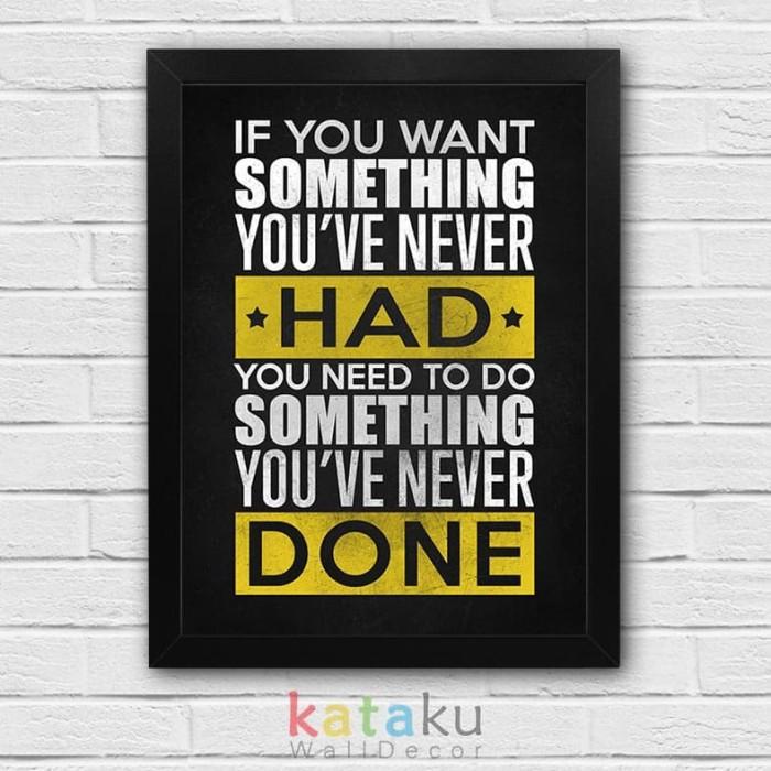 Jual Poster Vintage Quotes Inspiratif Hiasan Dinding Kata Kata Motivasi Kab Bandung Barat Kataku Wall Decor Tokopedia