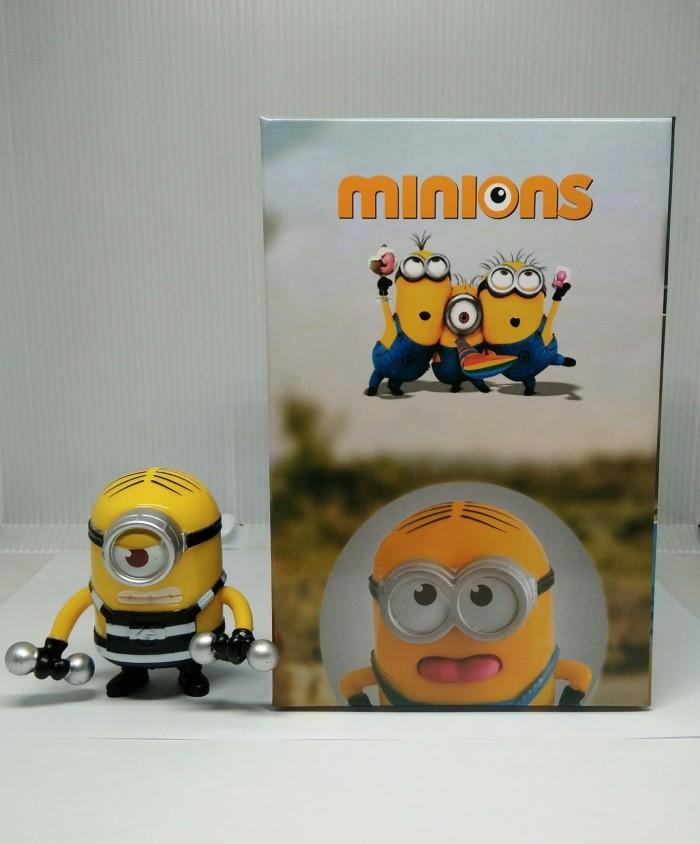 Jual Mainan Minion A - Kota Makassar - Cakers Warehouse | Tokopedia