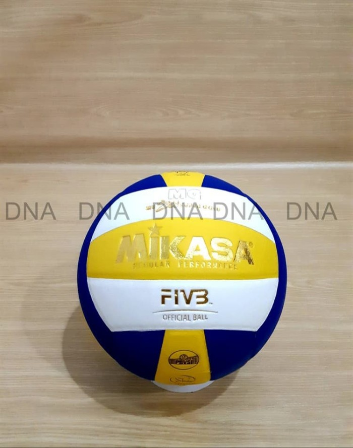 Jual bola voli mikasa super gold mv 2200 cek harga di PriceArea.com f5c476f3ed