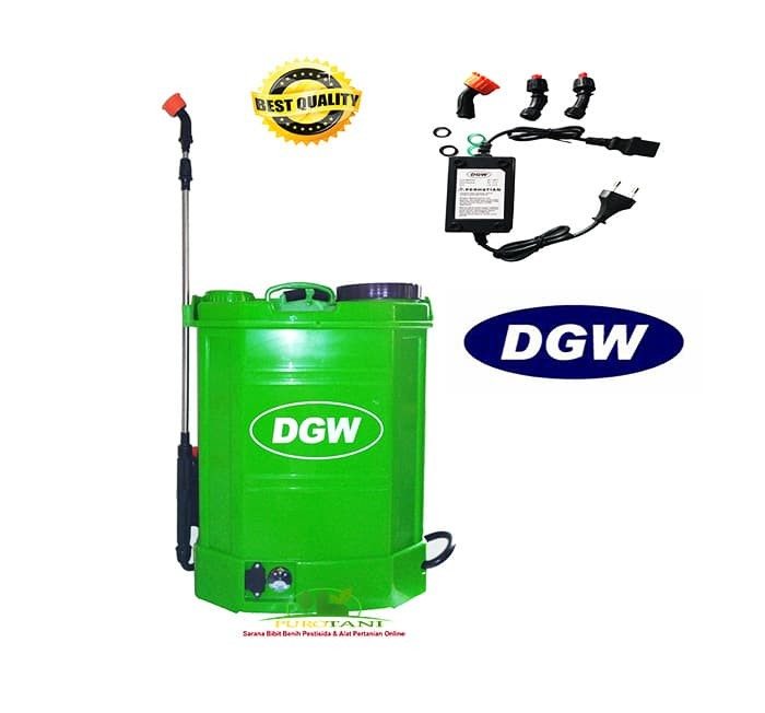 Foto Produk Alat semprot pertanian elektrik DGW dari Purotani