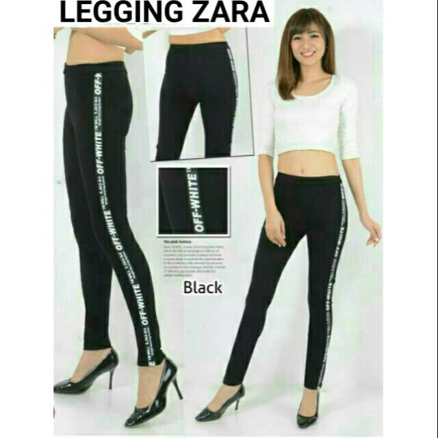 Jual Promo Terlaris Celana Legging Zara Cewek Wanita Import Bkk Celana Stap Jakarta Pusat Mymy Shop Tokopedia