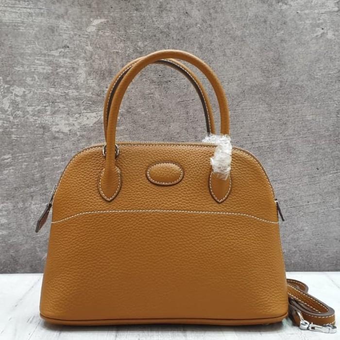 Jual H rm s Bolide 29cm Clemence Camel Hand Bag   Tas Wanita Branded ... c465eba253